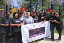 RMHC DC Proud to be part of Billie's Story