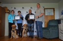 Veteran's Support Group Honors CPL Executive Director & Founder