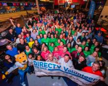 DIRECTV Employee Giving, Volunteer, Engagement