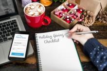 Holiday Giving Checklist
