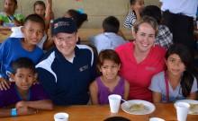 Kevin Hagan Feed the Children