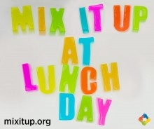 Mix it up at lunch day