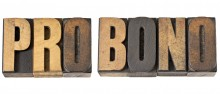 A Plea for More Executives to Do Pro Bono Work