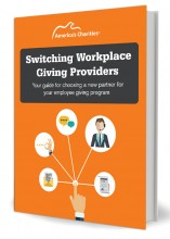 Switching Workplace Giving Providers: Your Guide for Choosing a New Partner for Your Employee Giving Program